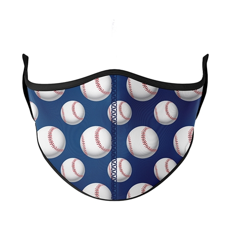 Reusable Baseball Face Mask