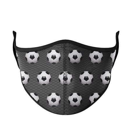 Reusable Soccer Face Mask