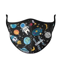 Reusable SPACE Face Masks