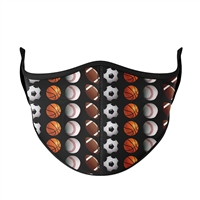 Reusable Sports Face Mask