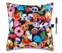 emoji square pillow emoji nation