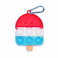 OMG! Pop Fidgety Keychain - Ice Pop