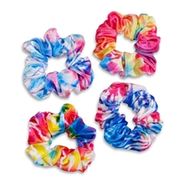 TIE DYE Hair Ponytail Scrunchies