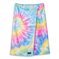 Spa Wraps delight  tie dye