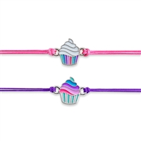 Sweet Shop BFF Bracelet Set - Cupcakes