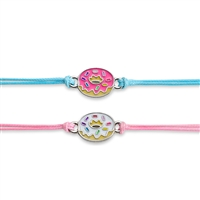 Sweet Shop BFF Bracelet Set - Donuts