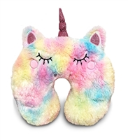 unicorn  neck travel pillow