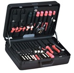 946T-CB PREMIUM POLYETHYLENE TOOL CASE WITH RECESSED HARDWARE