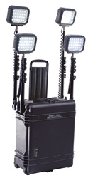 9470 BLACK REMOTE AREA LIGHTING SYSTEM
