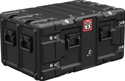 PELICAN HARDIGG BLACKBOX-7U RACK MOUNT CASE