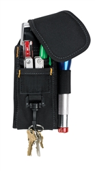 CLC1105 5 POCKET CELL PHONE/TOOL HOLDER