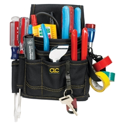 CLC1503 9 POCKET ELECTRICAL MAINTENANCE POUCH
