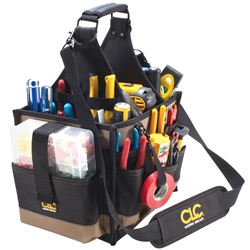 "CLC1528 22 Pocket - 11"" Electrical & Maintenance Tool Carrier"