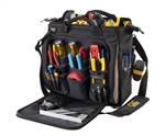 "CLC1537 30 Pocket 13"" Multi-Compartment Tool Carrier"