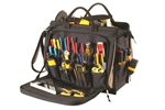 "CLC1539 50 Pocket - 18"" Multi-Compartment Tool Carrier"