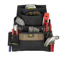 CLC1620 11 POCKET NAIL & TOOL BAG
