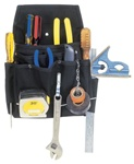 CLC5505 11 POCKET ELECTRICIAN'S TOOL POUCH