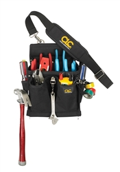 CLC5508 20 POCKET PROFESSIONAL ELECTRICIAN'S TOOL POUCH
