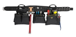 CLC5605 18 POCKET - 5 PIECE PROFESSIONAL CARPENTER'S COMBO