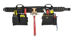 CLC5608 16 POCKET - 4 PIECE CARPENTER'S COMBO