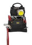 CLC5833 9 POCKET NAIL & TOOL BAG