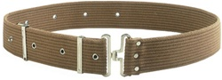 "CLCC501 MILITARY STYLE COTTON WEB WORK BELT (29""-46"")"