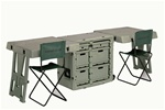 FD3429 PELICAN HARDIGG DOUBLE DUTY FIELD DESK