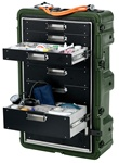 MC8100 PELICAN HARDIGG MEDCHEST 8 DRAWER