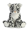 "Snow Leopard Destination Station by Aurora World 12"" High"