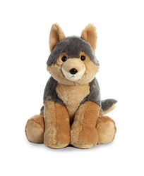 "Wolf Destination Station by Aurora World 20"" H"