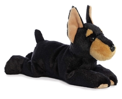 "Duke Doberman 12"" L"