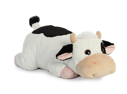 "Fluffer Cow by Aurora S'mores Collection 25"" L"