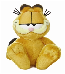 Garfield Medium Floppy Plush