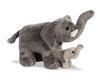 "Elephant Mom and Baby Destination Nation 15"" L"