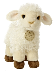 "Baby Lamb Miyoni Tots Collection 7"" H"