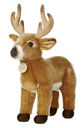 "Aurora Deer Miyoni Collection  14"" Long"