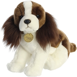 "English Springer Spaniel Miyoni Collection by Aurora 12"" Long"