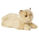 "Aurora Persian Cat Miyoni Collection 11"" Long"