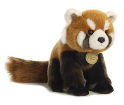 "Aurora Miyoni Red Panda 8"" High"