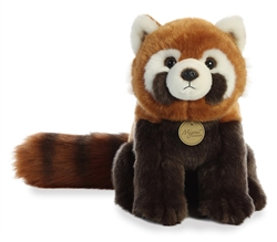 "Aurora Miyoni Red Panda Large 10.5"" High"