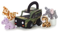 My Photo Safari Jeep Play Set
