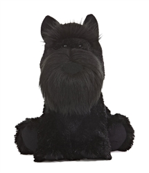 Toby the Scottish Terrier from Wuff & Friends Collection