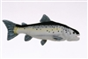"Atlantic Salmon Fish 17"" Long"