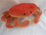 Dungeness Crab Plush