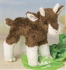 "Buffy Baby Goat 6"" H by Douglas Cuddle Toy"