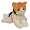 "Connie Calico Cat by Douglas 9"" High Sitting"