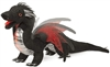 "Ember Black Dragon Light/Sound 25"" L w/tail"