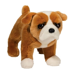 "Hutch Bulldog Standing 12"" Long"