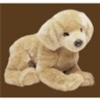 Honey Golden Retriever Plush Dog 23""