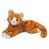 "Marmalade Orange Stripe Cat 13""L"
